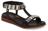 PIKOLINOS Women's Antillas Beaded Sandal