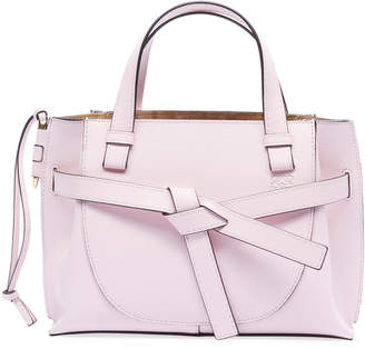 Loewe Gate Mini Leather Top-Handle Tote Bag