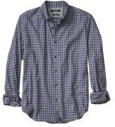 Banana Republic Camden-fit Gingham Flannel Shirt