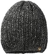 True Religion Men's Metallic Knit Beanie
