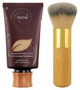 Tarte Amazonian Clay Full-Coverage FoundationSPF15 w/Brush