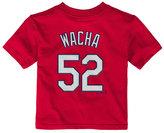 Majestic St. Louis Cardinals MLB Infant Official Player T-Shirt Michael Wacha