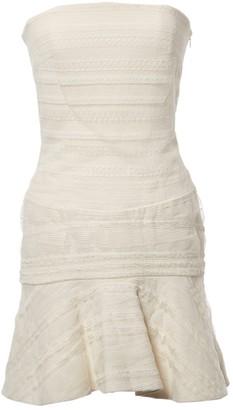 Jay Ahr White Dress for Women