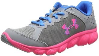 Under Armour Girls' Grade School Micro G Assert 6 Sneaker