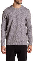 Kenneth Cole New York Side Zip Long Sleeve Sweater