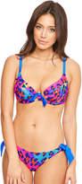 Pour Moi? Pour Moi Malibu Underwired Plunge Bikini Top
