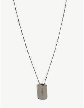 Identity necklace