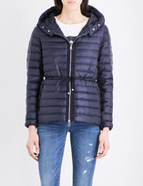 Moncler Raie quilted coat