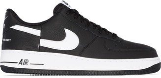 Nike x Comme des Garcons x Supreme Air Force 1 sneakers