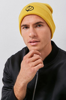 Forever 21 Men Nonplussed Graphic Beanie