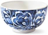 Ralph Lauren Home Cote D'Azur Floral Cereal Bowl - Navy/White