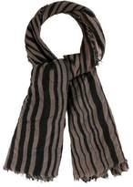 Bajra Wool Striped Scarf