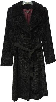 Tara Jarmon Black Faux fur Coat for Women