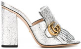Gucci Marmont mules - women - Leather - 36