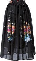 Tsumori Chisato Noah's Ark skirt - women - Polyester - 3