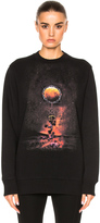 Givenchy Graphic Crewneck Sweatshirt