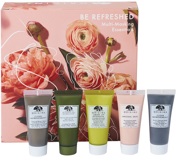 Thumbnail for your product : Origins BE REFRESHED MultiMasking Essentials Set