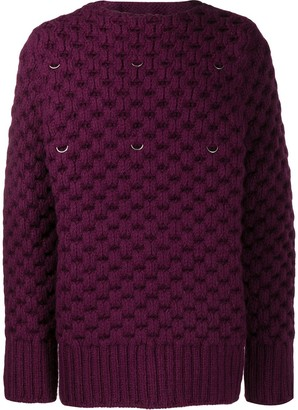 Raf Simons Honey Stitch Jumper