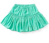 Kate Spade Little Girls 2-6 Smocked Tiered Skirt