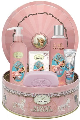 Un Air D'Antan Cherry Blossom French Carousel Gift Set
