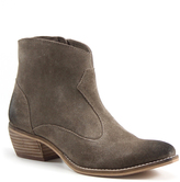Diba Taupe Plentee Suede Boot