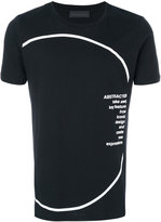 Diesel Black Gold Ty Circle T-shirt