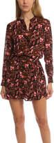 A.L.C. Sacha Floral Print Dress