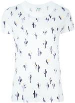 Kenzo 'Cartoon Cactus' T-shirt - women - Cotton/Modal - L