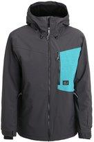 O'neill Cue Snowboard Jacket Granite