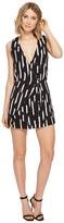 Brigitte Bailey Tyra Sleeveless Wrap Dress Women's Dress