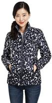 Liz Claiborne Women's Packable Reversible Jacket