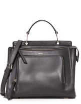DKNY Grennwich Medium Top Handle Satchel