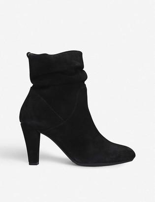 Carvela Comfort Carvela suede heeled boots