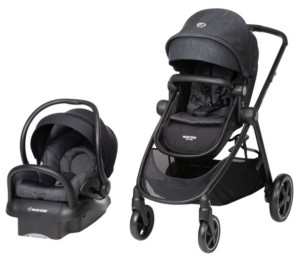 Maxi-Cosi Zelia Max Travel System with Mico Max 30