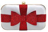 La Regale Embellished Bow Minaudie