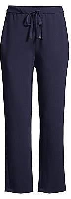 Eileen Fisher Women's Travel Drawstring Ponte Pants