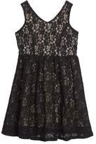 Soprano Girl's Lace Skater Dress