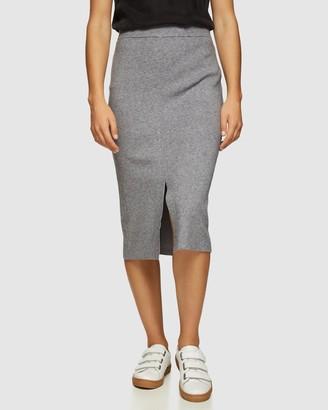 Oxford Rachel Knitted Skirt