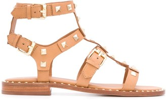 Ash Pacific stud-embellished sandals