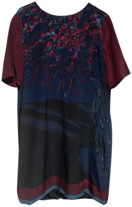 Louis Vuitton Multicolour Silk Dresses