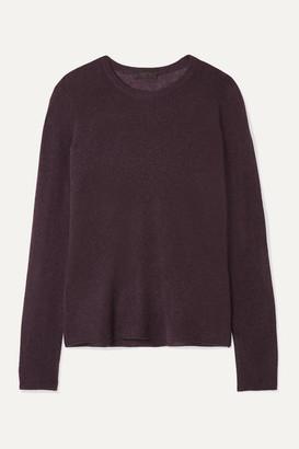 ATM Anthony Thomas Melillo Cashmere Sweater - Burgundy