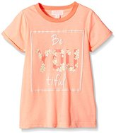 Pumpkin Patch Girl's Be you Tee Plain T-Shirt