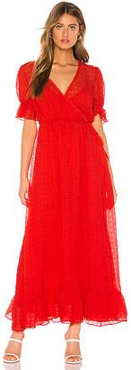 L'Academie The Alida Maxi Dress