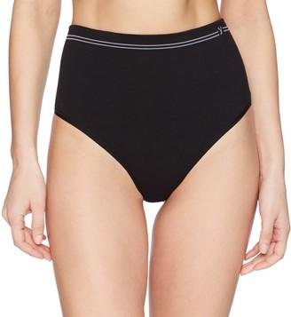 Yummie Women's Cotton Seamless Shaping Thong Panties