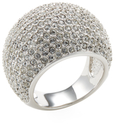 Swarovski Stone Cocktail Ring
