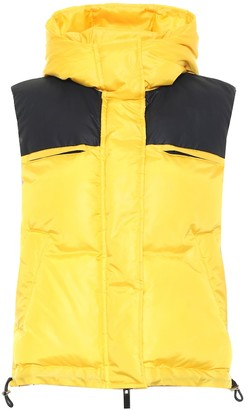 Sacai Sleeveless hooded gilet