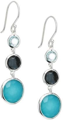 Ippolita Lollipop Lollitini Sterling Silver & Multi-Stone Drop Earrings