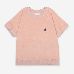 Bobo Choses B.C Terry T-Shirt - S | organic cotton | nude - Nude