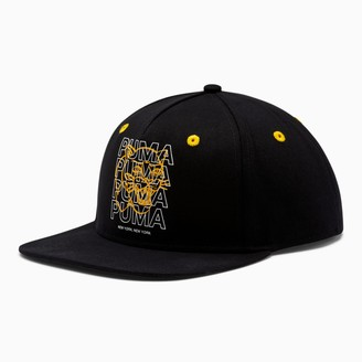 Puma Black Cat Adjustable Snapback