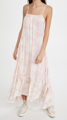 Free People Full On Maxi Slip Dress